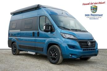 Hymercar FREE 540 BLUE EVOLUTION